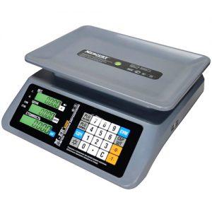Торговые настольные весы M-ER 321AC MARGO LCD