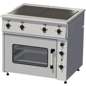 Плита ПЭ-0,48М с жарочным шкафом Тулаторгтехника