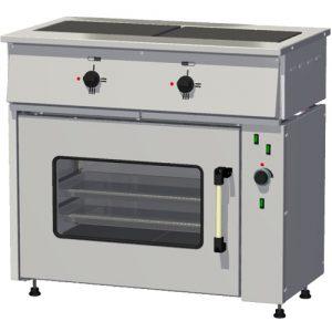 Плита ПЭ-0,24М с жарочным шкафом Тулаторгтехника