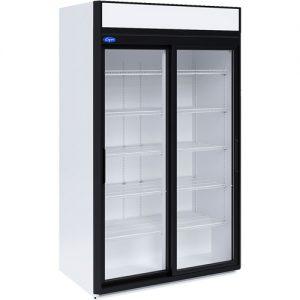 Холодильный шкаф Марихолодмаш Капри 1,12СК Купе ступенчатый