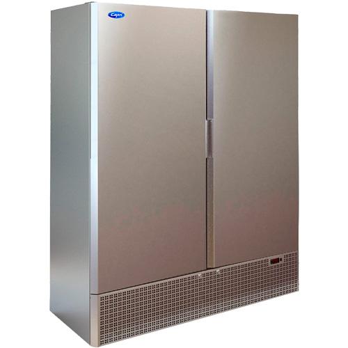 Холодильный шкаф Марихолодмаш Капри 1,5УМ Нержавейка