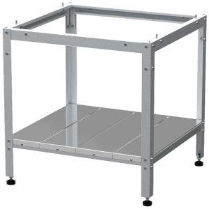 Плита индукционная Тулаторгтехника ПИ 4/3.5-300 четырехконфорочная_подставка