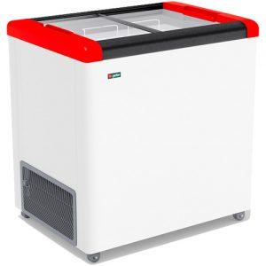 Морозильный ларь Gellar FG 250 C Красный