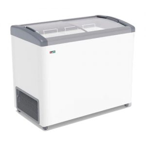 Морозильный ларь Gellar FG 350 E Серый