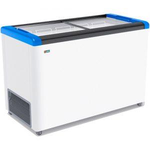 Морозильный ларь Gellar FG 400 C Синий