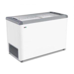 Морозильный ларь Gellar FG 400 C Серый