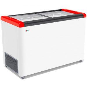 Морозильный ларь Gellar FG 400 C Красный