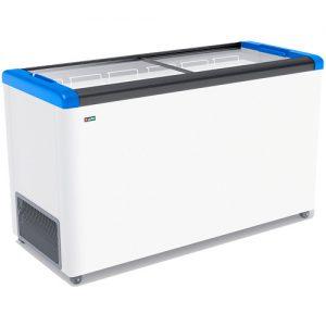 Морозильный Морозильный ларь Gellar FG 500 C Синий