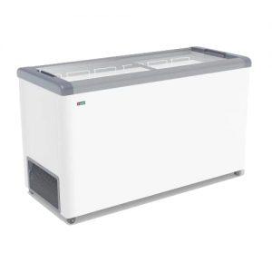 Морозильный ларь Gellar FG 500 C Серый