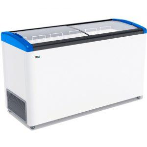 Морозильный ларь Gellar FG 500 E Синий