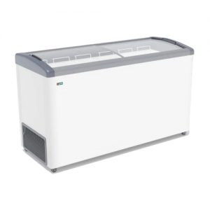 Морозильный ларь Gellar FG 500 E Серый