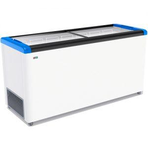 Морозильный ларь Gellar FG 600 C Синий