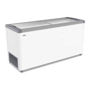 Морозильный ларь Gellar FG 600 C Серый