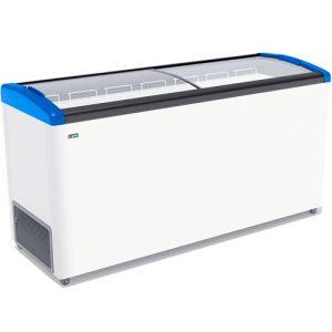 Морозильный ларь Gellar FG 600 E Синий