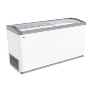 Морозильный ларь Gellar FG 600 E Серый