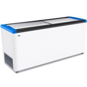 Морозильный ларь Gellar FG 700 C Синий