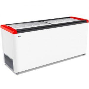 Морозильный ларь Gellar FG 700 C Красный