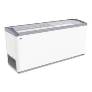 Морозильный ларь Gellar FG 700 E Серый