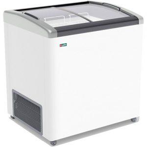 Морозильный ларь Gellar FG 275 E Серый