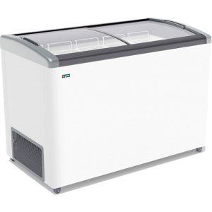 Морозильный ларь Gellar FG 475 E Серый