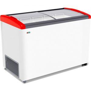 Морозильный ларь Gellar FG 475 E Красный