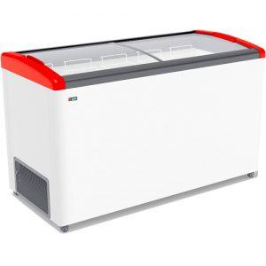 Морозильный ларь Gellar FG 575 E Красный