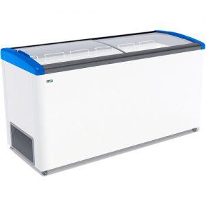 Морозильный ларь Gellar FG 675 E Синий