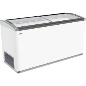 Морозильный ларь Gellar FG 675 E Серый