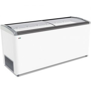 Морозильный ларь Gellar FG 775 E Серый