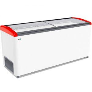 Морозильный ларь Gellar FG 775 E Красный