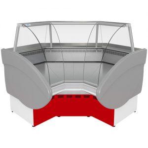 Холодильная витрина Марихолодмаш Илеть ВХС-УВ (угол внутренний)