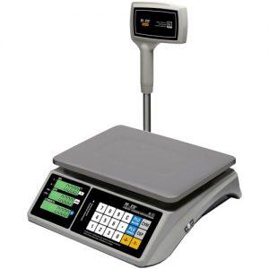 Торговые настольные весы M-ER 328 ACPX TOUCH-M LCD