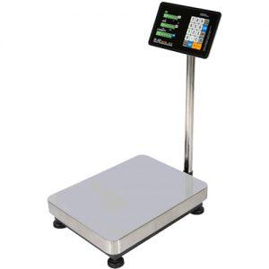 Торговые напольные весы M-ER 333ACP-150.50 TRADER LCD