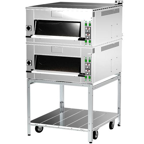 Печь подовая электрическая ППЭ-800 две секции Тулаторгтехника