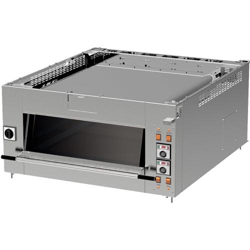 Печь подовая электрическая ППЭ-800 нижняя секция Тулаторгтехника