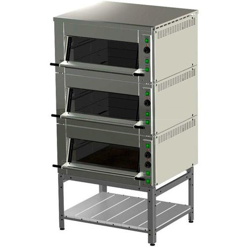 Шкаф жарочно-пекарский комбинированный ШЖ110-2/ЭШП110пк-3с Тулаторгтехника